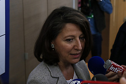 December 18, 2018 - Paris, France - Agnes Buzyn - Ministre des solidarites et de la sante (Credit Image: © Panoramic via ZUMA Press)