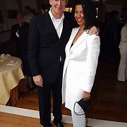 Modeshow Sheila de Vries, Peter Faber en vrouw Suzanne van Dijk