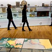 The Museum of the Great War (Historial de la Grande Guerre) in Péronne, France