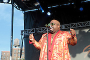 """August 27, 2016- Brooklyn, New York-United States: Recording Artist Cee-Lo Green performs at the 2016 AfroPunk Brooklyn Concert Series held at Commodore Barry Park on August 27, 2016 in Brooklyn, New York City. Described by some as """"the most multicultural festival in the US,"""" which includes an eclectic line-up and an audience as diverse as the acts they come to see. (Photo by Terrence Jennings/terrencejennings.com)"""