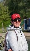 Plovdiv, Bulgaria, {DATE, }FISA, Rowing World Cup 1,  Laurel KORHOLZ,  USRowing Women's assistant Coach, [© Karon PHILLIPS/ Intersport Images]