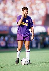 February 14, 2017 - foto IPPivo felsineo.firenze 1988.campionato calcio serie a 1988-1989.nella foto roberto baggio (Credit Image: © Italy Photo Press via ZUMA Press)