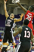 Former Rowlett forward Jeffrey Carroll #30 drives to the basket for the North team during the 2013 THSCA All-Star Basketball Game at Daniel - Meyer Coliseum in Fort Worth on Monday, July 29, 2013. (Cooper Neill/Special Contributor)