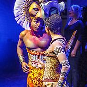NLD/Amsterdam/20160216 - Musical The Lion King is terug!, Simba en Nala