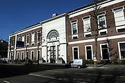 Hare Koninklijke Hoogheid Prinses Margriet heeft in Amsterdam 'Artis in Bloei' ter gelegenheid van het 175-jarig bestaan van Artis gepend.  <br /> <br /> Her Royal Highness Princess Margriet opend in Amsterdam Artis in Bloom 'on the occasion of the 175th anniversary of Artis Zoo Amsterdam.<br /> <br /> Op de foto / On the photo: Natura Artis Magistra