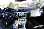 Autonomous car selection captions