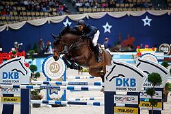 Oplatek, Andrzej (POL) Copperfield<br /> München - Munich Indoors 2017<br /> © www.sportfotos-lafrentz.de/Stefan Lafrentz