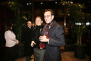 Robert Hanson and Elizabeth van Guttman. Elizabeth Saltzman, Tracey Emin and Charles Finch cocktails in support of Dream Auction Full stop in aid of NSPCC. Ralph Lauren. 21 March 2006. ONE TIME USE ONLY - DO NOT ARCHIVE  © Copyright Photograph by Dafydd Jones 66 Stockwell Park Rd. London SW9 0DA Tel 020 7733 0108 www.dafjones.com