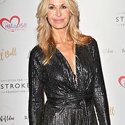 Melissa Odabash attends gala dinner and concert to raise money and awareness for the Melissa Bell Foundation and Style For Stroke Foundation.