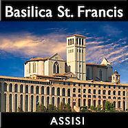 Pictures of The Papal Basilica of St. Francis of Assisi. Images & Photos