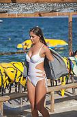 EXCLUSIVE Emma Jane wood white Bikini