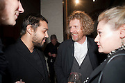 PABLO GANGULI; GRAYSON PERRY, Wallpaper Design Awards 2012. 10 Trinity Square<br /> London,  11 January 2011.