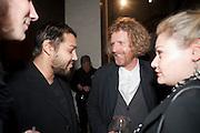 PABLO GANGULI; GRAYSON PERRY, Wallpaper Design Awards 2012. 10 Trinity Square<br /> London,  11 January 2011.