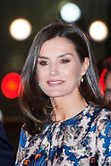 052019 Queen Letizia attends the awards ceremony of the 11st 'Social Projects of Banco Santander'