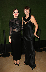 7 January 2018 -  Beverly Hills, California - Ahna O'Reilly, Jackie Cruz. 75th Annual Golden Globe Awards_Roaming held at The Beverly Hilton Hotel. Photo Credit: Faye Sadou/AdMedia