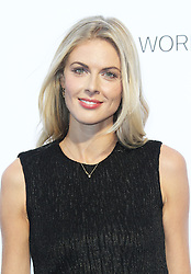 © Licensed to London News Pictures. Donna Air at the BMW i3 global reveal party, Old Billingsgate Market, London UK, 29 July 2013. Photo Credit:  Richard Goldschmidt/LNP