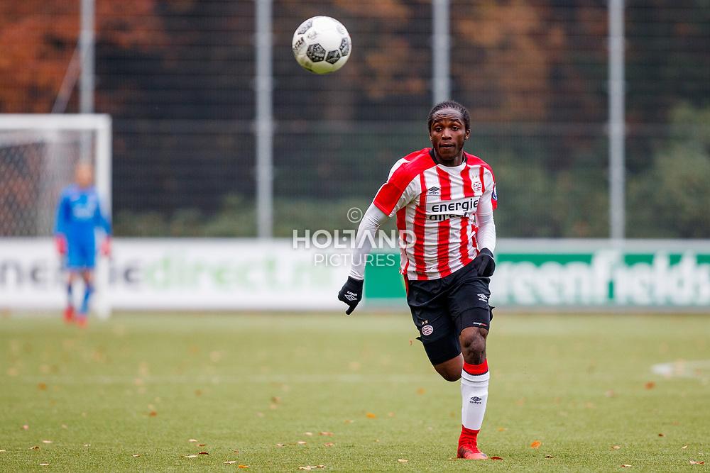 18-11-2017: Voetbal: Onder 17 PSV v ADO Den Haag: Eindhoven<br /> <br /> Sekou Sidibe (PSV Eindhoven)<br /> <br /> Jeugd Onder 17 Eredivisie<br /> Seizoen 2017-2018
