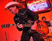 KXCI-FM 91.3 House Rockin' Blues Review 2012