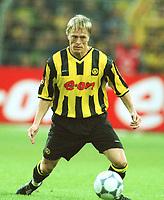 Fotball: SØRENSEN, Jan Derek<br />                      Fussballspieler  Borussia Dortmund