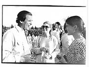 Peter Jennings, Suzanne Goodsar, Peter Maas book party© Copyright Photograph by Dafydd Jones 66 Stockwell Park Rd. London SW9 0DA Tel 020 7733 0108 www.dafjones.com