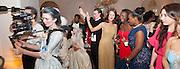 DAISY DICKINSON ( LEFT CAMERA ), Florence Heoluwa 'Cuppy' Otedola Marie Antoinette Graduation party. Mandarin Oriental, Knightsbridge25th of July 2014.