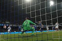 Gol Marek Hamsik Napoli 1-1 Goal celebration <br /> Napoli 05-04-2017 Stadio San Paolo Football <br /> Calcio Coppa Italia 2016/2017 Semifinale Napoli - Juventus Foto Andrea Staccioli / Insidefoto