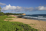 Keoniloa Beach, Shipwreck Beach, Poipu, Kauai, Hawaii<br />