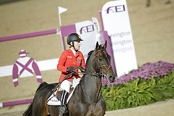 Michaels-Beerbaum Meredith (GER) - Checkmate 4<br /> Alltech FEI World Equestrian Games <br /> Lexington - Kentucky 2010<br /> © Dirk Caremans