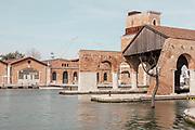 Venice, Biennale Architettura: Arsenale