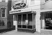1813 18th Street, NW, 1988<br /> Custom Craft Studios