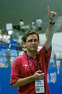 2001 Fina SWI World Champs @ Fukuoka