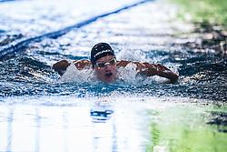 Crt PERME MODRIJANCIC of Slovenia during 400m Medely at  Absolutno prvenstvo Slovenije in MM Kranj 2019 on June 14, 2019 in Kranj, Slovenia. Photo by Peter Podobnik / Sportida