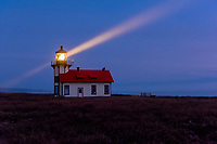 090-P101505<br /> <br /> Point Cabrillo Light Station State Historic Park<br /> ©2018, California State Parks.<br /> Photo by Brian Baer