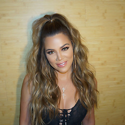 """Khloe Kardashian releases a photo on Instagram with the following caption: """"\u2765 Monday Haze \u2765"""". Photo Credit: Instagram *** No USA Distribution *** For Editorial Use Only *** Not to be Published in Books or Photo Books ***  Please note: Fees charged by the agency are for the agency's services only, and do not, nor are they intended to, convey to the user any ownership of Copyright or License in the material. The agency does not claim any ownership including but not limited to Copyright or License in the attached material. By publishing this material you expressly agree to indemnify and to hold the agency and its directors, shareholders and employees harmless from any loss, claims, damages, demands, expenses (including legal fees), or any causes of action or allegation against the agency arising out of or connected in any way with publication of the material."""
