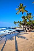 Honls Beach, Kailua Kona, Island of Hawaii, Hawaii