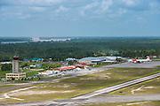 Temehri Airport<br /> Georgetown<br /> GUYANA<br /> South America