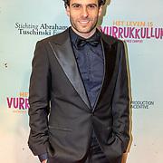 NLD/Amsterdam/20180122 - Filmpremiere Het leven is vurrukkulluk, Tibor Lukács