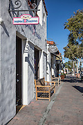 Downtown San Clemente on El Camino Real