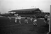17/03/1965<br /> 03/17/1965<br /> 17 March 1965<br /> League of Ireland Shield Final Shamrock Rovers v Cork Celtic at Tolka park, Dublin. Shamrock Rovers won the game.
