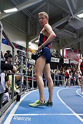 New Balance Indoor Grand Prix track meet: Men's 3000 meter, Galen Rupp