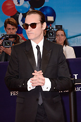 Joaquin Phoenix attending the premiere of The Sisters Brothers during the 44th Deauville American Film Festival in Deauville, France on September 4, 2018. Photo by Julien Reynaud/APS-Medias/ABACAPRESS.COM