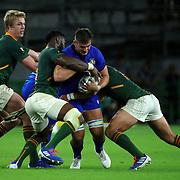 20191004 Rugby, RWC 2019 : Sudafrica vs Italia