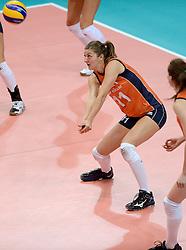 28-09-2014 ITA: World Championship Volleyball Mexico - Nederland, Verona<br /> Nederland wint met 3-0 van Mexico / Anne Buijs