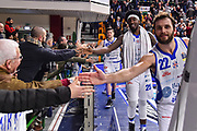 Rashawn Thomas<br /> Banco di Sardegna Dinamo Sassari - Victoria Libertas VL Pesaro<br /> Legabasket Serie A LBA PosteMobile 2017/2018<br /> Sassari, 26/12/2018<br /> Foto L.Canu / Ciamillo-Castoria
