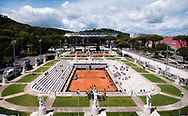 General view at the 2021 Internazionali BNL d'Italia, WTA 1000 tennis tournament on May 15, 2021 at Foro Italico in Rome, Italy - Photo Rob Prange / Spain ProSportsImages / DPPI / ProSportsImages / DPPI
