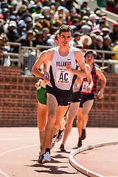 Penn Relays, College men 4 x mile relay, 3rd leg, Patrick Tiernan, Villanova
