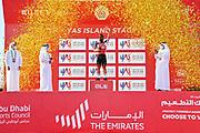 Foto LaPresse - Gian Mattia D'Alberto<br /> 27 Febbraio 2021 Abu Dhabi (Emirati Arabi Uniti)<br /> Sport Ciclismo<br /> UAE Tour 2021 -YAS ISLAND STAGE- Tappa 7 - Da Yas Mall a Abu Dhabi Breakwater -147 km.<br /> Nella foto:  Caleb Ewan (Lotto Soudal), vincitore di tappa<br /> <br /> Photo LaPresse - Gian Mattia D'Alberto<br /> February 27, 2021 Abu Dhabi (United Arab Emirates) <br /> Sport Cycling<br /> UAE Tour 2021 -DUBAI STAGE- Stage 7 - From Yas Mall at Abu Dhabi Breakwater - 91,3 miles<br /> In the pic: Caleb Ewan (Lotto Soudal), winner of the stage