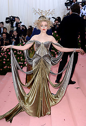 """Julia Garner at the 2019 Costume Institute Benefit Gala celebrating the opening of """"Camp: Notes on Fashion"""".<br />(The Metropolitan Museum of Art, NYC)"""