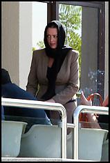 OCT 03 2012 Rebecca Blake in Dubai Court