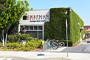 Chapman University's Partridge Dance Center